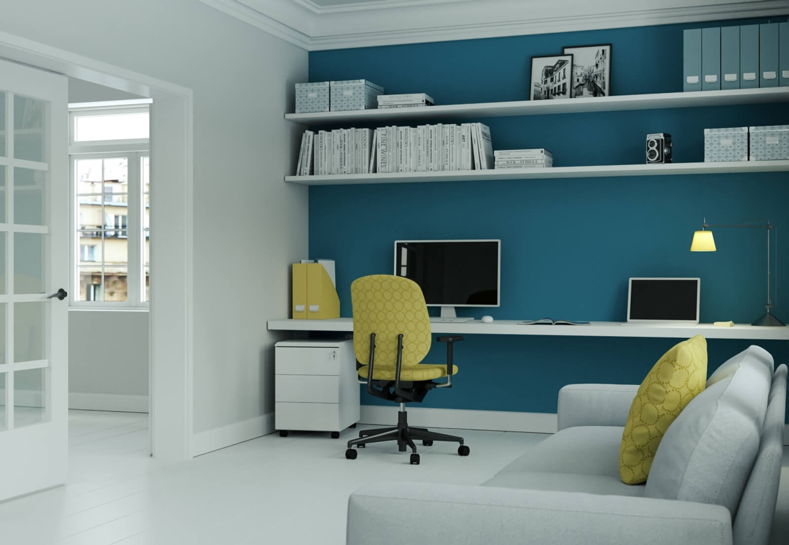 Easy Practical Tips For Setting Up An Ergonomic Workspace At Home 1